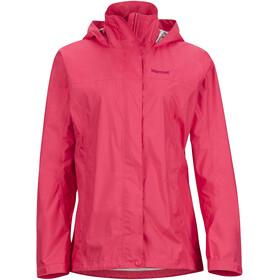 Marmot W's PreCip Jacket Hibiscus